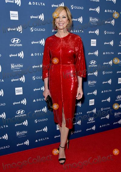 Allison Janney Photo - 28 March 2019 - Beverly Hills California - Allison Janney 30th Annual GLAAD Media Awards held at Beverly Hilton Hotel Photo Credit Birdie ThompsonAdMedia
