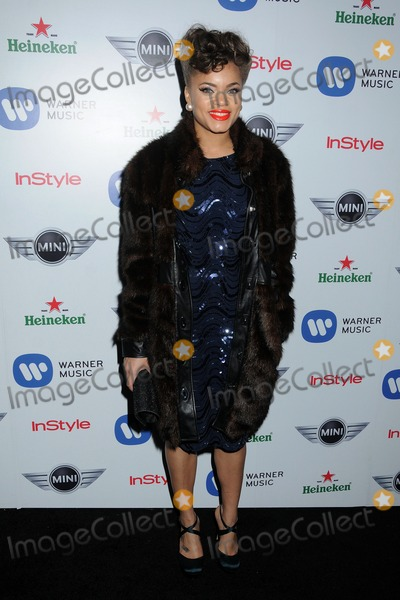 Andra Day Photo - 10 February 2013 - West Hollywood California - Andra Day Warner Music Group 2013 Grammy Celebration held at The Chateau Marmont Photo Credit Byron PurvisAdMedia