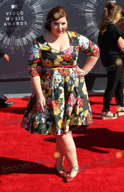 Mary Lambert Photo - 24 August  2014 - Inglewood California - Mary Lambert 2014 MTV Video Music Awards held at The Forum Photo Credit F SadouAdMedia