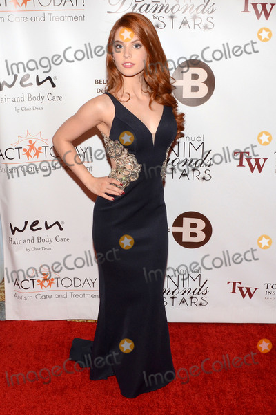 AINSLEY ROSS Photo - 22 October 2017 - Westlake Village California - AINSLEY ROSS 12th Annual Denim Diamonds  Stars for Kids With Autism held at the Four Seasons Hotel Photo Credit Billy BennightAdMedia