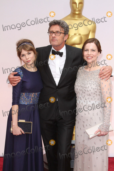 Agata Trzebuchowska Photo - 22 February 2015 - Hollywood California - Agata Kulesza Pawel Pawlikowski and Agata Trzebuchowska 87th Annual Academy Awards presented by the Academy of Motion Picture Arts and Sciences held at the Dolby Theatre Photo Credit AdMedia