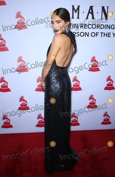 Alejandra Espinoza Photo - 14 November 2018 - Las Vegas NV -  Alejandra Espinoza  2018 Latin Recording Academy Person of The Year Gala honoring Man at Mandalay Bay Events Center Photo Credit MJTAdMedia