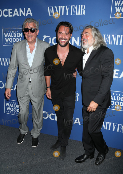 Jack Huston Photo - 17 July 2017 - Los Angeles California - Danny Huston and Jack Huston Mitch Glazer 2017 Oceana And The Walden Woods Project Present Rock Under The Stars With Don Henley And Friends held at a private residence Photo Credit Russ ElliotAdMedia