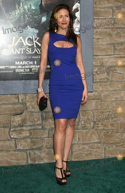 Michelle Clunie 2013