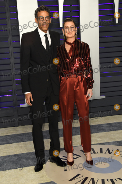 Ellen Pompeo Photo - 24 February 2019 - Los Angeles California - Chris Ivery Ellen Pompeo 2019 Vanity Fair Oscar Party following the 91st Academy Awards held at the Wallis Annenberg Center for the Performing Arts Photo Credit Birdie ThompsonAdMedia