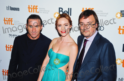 Antonio De la Torre Photo - 07 September 2013 - Toronto Ontario Canada  Actor Antonio de la Torre actress Olimpia Melinte and director Manuel Martin Cuenca  at the Cannibal Premiere held at the Winter Garden Theatre during the 2013 Toronto International Film Festival Photo Credit Brent PerniacAdMedia