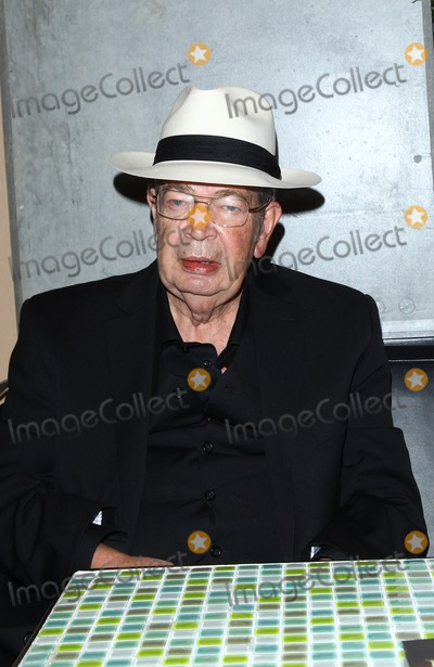 Richard Harrison Photo - 14 December 2013 - Las Vegas NV -  Richard Harrison Sr Richard The Old Man Harrison from Pawn Stars signs autographs at Rachels Kitchen Downtown at The Ogden during a fundraiser for the Where Angels Play FoundationPhoto Credit mjtAdMedia