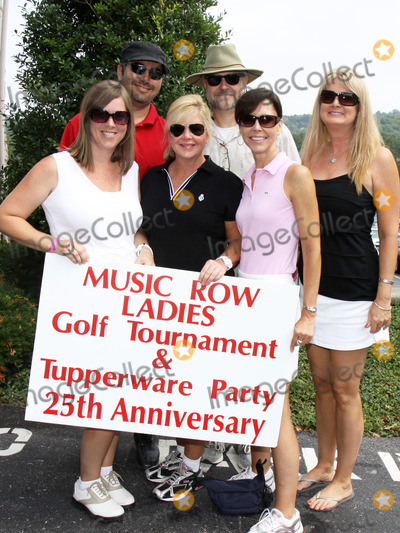 Team NARAS Photo - July 25 2011 - Franklin TN - Team NARAS at the 25th Annual Music Row Ladies Golf Tournament benefiting United Cerebral Palsy of Middle Tennessee held at the Old Natchez Country Club Photo credit Dan HarrAdMedia