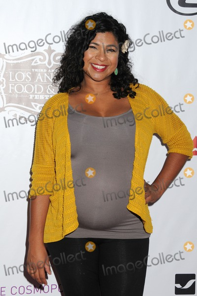 Aarti Sequeira Photo - 22 August 2013 - Los Angeles California - Aarti Sequeira 3rd Annual Los Angeles Food  Wine Festival Opening Night held Downtown on Grand Ave Photo Credit Byron PurvisAdMedia