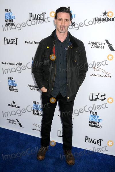 JAMES RANSON Photo - 9 January 2016 - West Hollywood California - James Ransone 2016 Film Independent Spirit Awards Nominee Brunch held at BOA Steakhouse Photo Credit Byron PurvisAdMedia