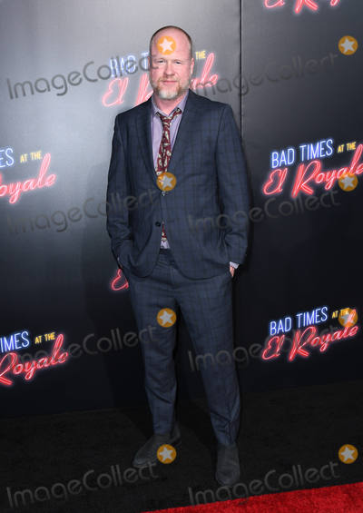 Joss Whedon Photo - 22 September 2018 - Hollywood California - Joss Whedon  Bad Times at El Royale Los Angeles Premiere held at the TCL Chinese Theatre Photo Credit Birdie ThompsonAdMedia