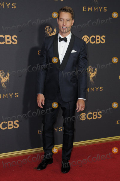 Justin Hartley Photo - 17 September  2017 - Los Angeles California - Justin Hartley 69th Annual Primetime Emmy Awards - Arrivals held at Microsoft Theater in Los Angeles Photo Credit Birdie ThompsonAdMedia