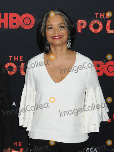 Jonell Photo - 24 April 2019 - New York New York - Jonelle Procope at the Opening Night of the 2019 Tribeca Film Festival World Premiere of HBO Documentary Film THE APOLLO at The Apollo in Harlem Photo Credit LJ FotosAdMedia