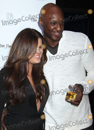 Lamar Odom Photo - 04 April 2011 - Hollywood California - Khloe Kardashian and Lamar Odom Khloe Kardashian Odom And Lamar Odom Unbreakable Fragrance Launch held at The Redbury Hotel Photo Michael JadeAdMedia