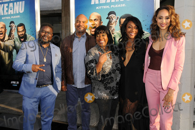 Amber Stevens-West Photo - 27 April 2016 - Hollywood California - Lil Rel Howery david Allan Grier Loretta Divine Tiffany Haddish Amber Stevens-West Arrivals for the Los Angeles Premiere of Warner Bros Keanu held at ArcLight Hollywood Photo Credit Birdie ThompsonAdMedia