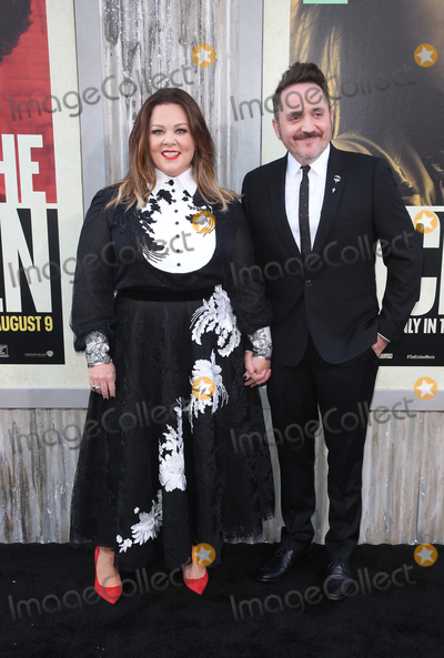 Ben Falcone Photo - 5 August 2019 - Hollywood California - Melissa McCarthy Ben Falcone Premiere Of Warner Bros Pictures The Kitchen held at TCL Chinese Theatre Photo Credit FSadouAdMedia
