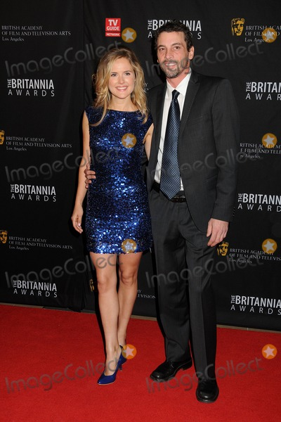 Amelia Jackson-Gray Photo - 30 November 2011 - Beverly Hills California - Amelia Jackson-Gray and Skeet Ulrich BAFTA Los Angeles 2011 Britannia Awards held at the Beverly Hilton Hotel Photo Credit Byron PurvisAdMedia