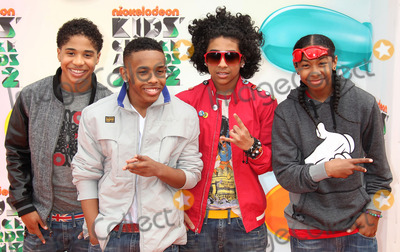 Roc Royal Photo - 31 March 2012 - Los Angeles California - Roc Royal Prodigy Princeton and Ray Ray Mindless Behavior 2012 Nickelodeon Kids Choice Awards held at the Galen Center Photo Credit Russ ElliotAdMedia