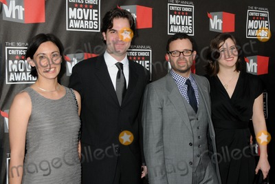 Andres Heinz Photo - 14 January 2011 - Hollywood California - Andres Heinz Mark Heyman and guests 16th Annual Critics Choice Movie Awards held at the Hollywood Palladium Photo Byron PurvisAdMedia
