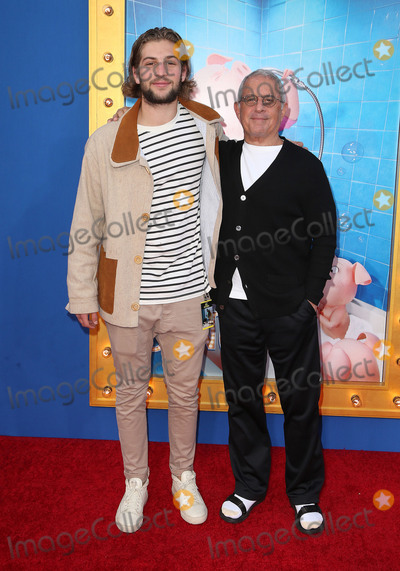 Ron Meyer Photo - 03 December 2016 - Los Angeles California - Ron Meyer Universal Pictures Sing Los Angeles Premiere held at Microsoft Theater Photo Credit F SadouAdMedia