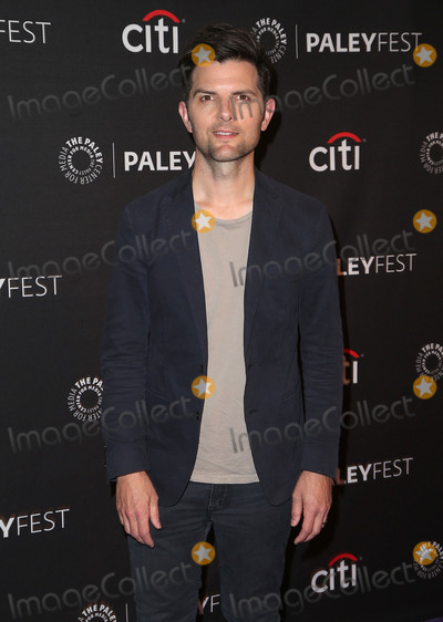 Adam Scott Photo - 13 September 2017 - Beverly Hills California - Adam Scott 2017 PaleyFest Fall TV Preview of Ghosted held at The Paley Center for Media in Beverly Hills Photo Credit F SadouAdMedia
