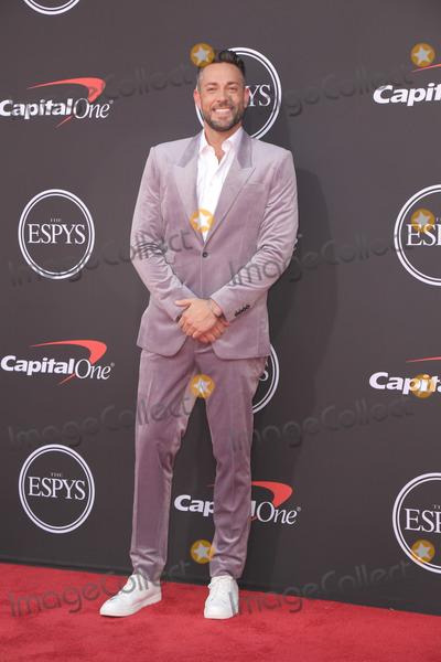 Zachary Levi Photo - 10 July 2019 - Los Angeles California - Zachary Levi The 2019 ESPY Awards held at Microsoft Theater Photo Credit PMAAdMedia