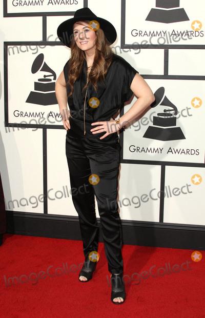 Brandi Carlile Photo - 15 February 2016 - Los Angeles California - Brandi Carlile 58th Annual GRAMMY Awards held at the Staples Center Photo Credit AdMedia