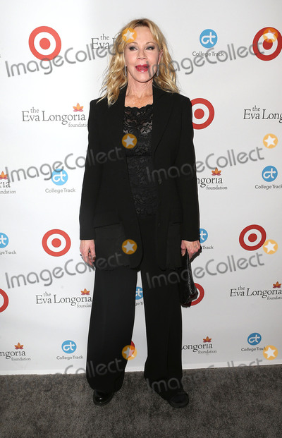 Melanie Griffith Photo - 12 October 2017 - Beverly Hills California - Melanie Griffith Eva Longoria Foundation Annual Dinner held at The Four Seasons Beverly Hills  Photo Credit F SadouAdMedia
