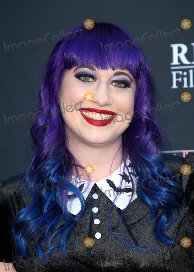Chelsea Stardust Photo - 23 August 2019 - Hollywood California - Chelsea Stardust Premiere Of Satanic Panic held at The Egyptian Theatre Photo Credit FSadouAdMedia