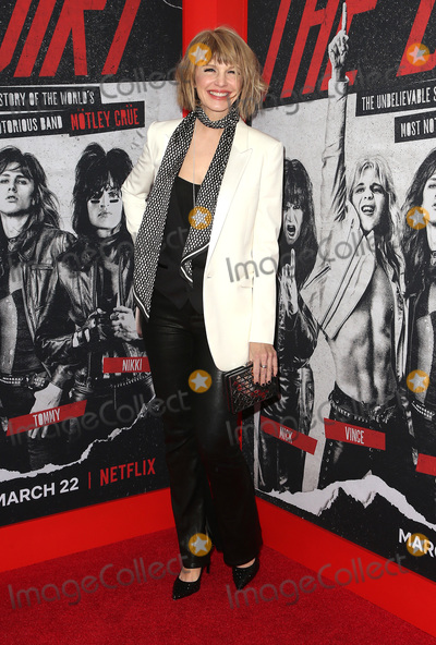Kathryn Morris Photo - 18 March 2019 - Hollywood California - Kathryn Morris Netflixs The Dirt World Premiere held at The Wolf Theatre at The ArcLight Cinemas Cinerama Dome Photo Credit Faye SadouAdMedia