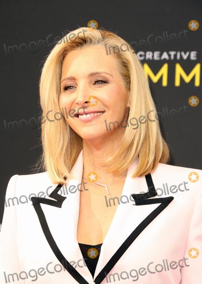 Lisa Kudrow Photo - 14 September 2019 - Los Angeles California - Lisa Kudrow 2019 Creative Arts Emmy Awards held at Microsoft Theater Photo Credit FSadouAdMedia