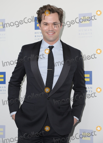 Andrew Rannells Photo - 30 March 2019 - Los Angeles California - Andrew Rannells The Human Rights Campaign 2019 Los Angeles Gala Dinner held at JW Marriott Los Angeles at LA LIVE Photo Credit PMAAdMedia