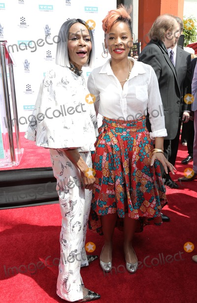 Anika Noni Rose Photo - 27 April 2018 - Hollywood California - Cicely Tyson Anika Noni Rose Hand and Footprint Ceremony honoring Cicely Tyson during the 2018 TCM Classic Film Festival held at TCL Chinese Theatre Photo Credit PMAAdMedia
