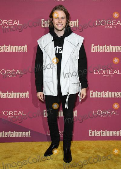 Logan Shroyer Photo - 20 September 2019 - West Hollywood California - Logan Shroyer 2019 Entertainment Weekly Pre-Emmy Party held at Sunset Tower Photo Credit Birdie ThompsonAdMedia