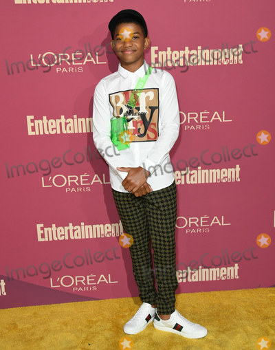 Lonnie Chavis Photo - 20 September 2019 - West Hollywood California - Lonnie Chavis 2019 Entertainment Weekly Pre-Emmy Party held at Sunset Tower Photo Credit Birdie ThompsonAdMedia