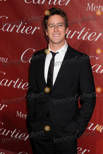 Armie Hammer Photo - 8 January 2011 - Hollywood California - Armie Hammer 2011 Palm Springs International Film Festival Awards Gala held at the Palm Springs Convention Centre Photo Byron PurvisAdMedia
