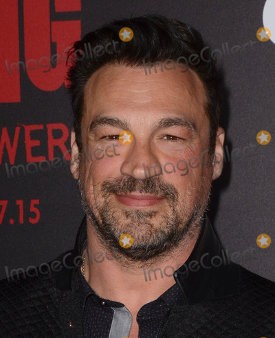 Aleks Paunovic Photo - 11 March 2015 - Los Angeles California - Aleks Paunovic  Arrivals for Crackles world premiere original feature film Dead Rising Watchtower held at the Kim Novak Theater at Sony Pictures Studios Photo Credit Birdie ThompsonAdMedia