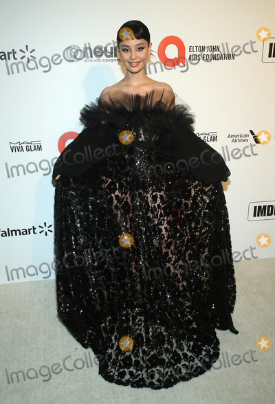 Alexa Demie Photo - 09 February 2020 - West Hollywood California - Alexa Demie 28th Annual Elton John Academy Awards Viewing Party held at West Hollywood Park Photo Credit FSAdMedia