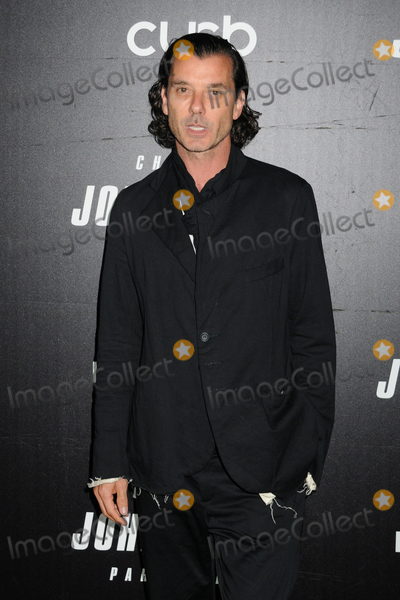 Gavin Rossdale Photo - Gavin Rossdale and Natalie Golba at the World  Premiere of John Wick Chapter 3 Parabellum held at One Hanson in Brooklyn New York USA 09 May 2019