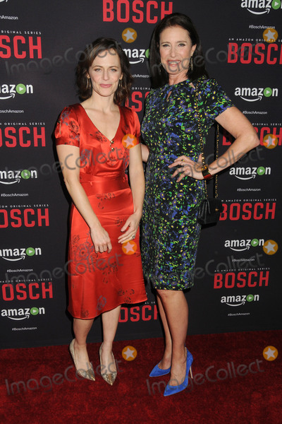 Mimi Rogers Photo - 3 March 2016 - West Hollywood California - Sarah Clarke Mimi Rogers Amazon Original Series Bosch Season 2 Premiere held at the Pacific Design Center Photo Credit Byron PurvisAdMedia