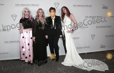 Anastasia Photo - 28 February 2020 - Santa Monica California - Claudia Soare Anastasia Soare Kris Jenner Kirsten Sarkisian Los Angeles Ballet Gala held at The Broad Stage Photo Credit FSAdMedia