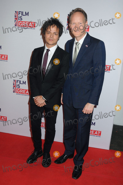 Chris OConnor Photo - 26 February 2016 - West Hollywood California - Jamie Cullum Chris OConnor The Film is GREAT Reception Honoring British Nominees of the 88th Annual Academy Awards held at Fig  Olive Photo Credit Byron PurvisAdMedia