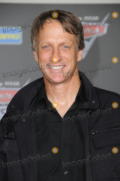 Tony Hawks Photo - 10 June 2017 - Anaheim California - Tony Hawk Premiere of Disney Pixars Cars 3 held at the Anaheim Convention Center in Anaheim Photo Credit Birdie ThompsonAdMedia