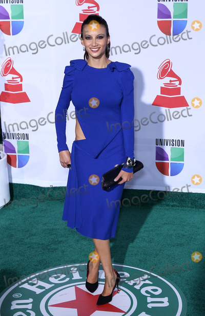 Argelia Atilano Photo - 10 November 2011 - Las Vegas Nevada - Argelia Atilano   2011 Latin Grammy Awards Arrivals at Mandalay Bay Resort Hotel and Casino  Photo Credit MJTAdMedia