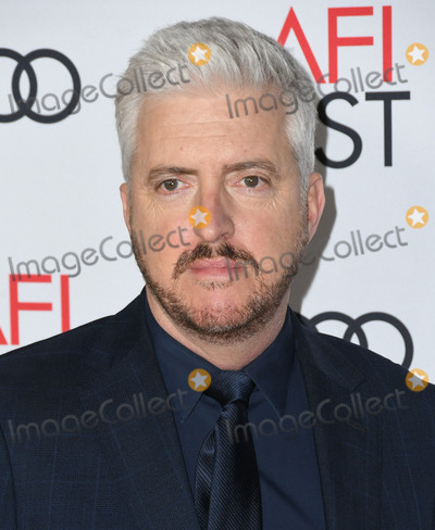 Anthony McCarten Photo - 18 November 2019 - Hollywood California - Anthony McCarten 2019 AFI Fests  The Two Popes Los Angeles Premiere held at TCL Chinese Theatre Photo Credit Birdie ThompsonAdMedia