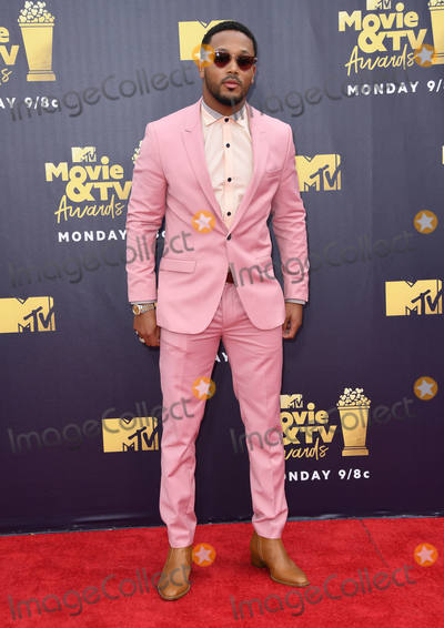 Romeo Miller Photo - 16 June 2018 - Santa Monica California - Romeo Miller 2018 MTV Movie and TV Awards held at  Barker Hangar Photo Credit Birdie ThompsonAdMedia