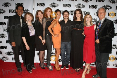 Angelique Cabral Photo - 17 July 2011 - West Hollywood California - Gregory Zaragoza Rebecca Wackler Kristen Dalton Angelique Cabral Jason Ritter Emily Deschanel Sharon Lawrence Richard Chamberlain 2011 Outfest Film Festival Screening Of The Perfect Family Closing Night- Arrivals  Held At The DGA Theatre Photo Credit Kevan BrooksAdMedia