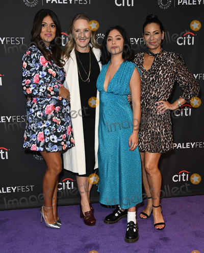 Angelique  Cabral Photo - 06 September 2019 - Beverly Hills California - Angelique Cabral Jennifer Salke Rosa Salazar Constance Marie The Paley Center For Medias 2019 PaleyFest Fall TV Previews - Undone held at The Paley Center for Media Photo Credit Birdie ThompsonAdMedia