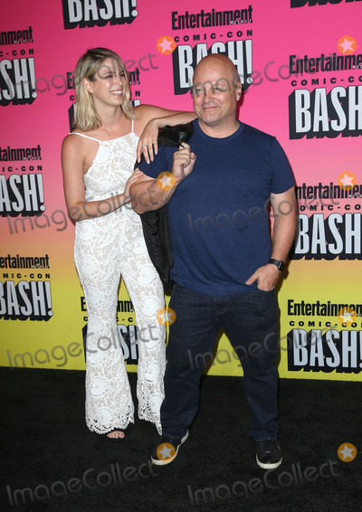 Autumn Chiklis Photo - 23 July 2016 - San Diego California - Michael Chiklis Autumn Chiklis Entertainment Weekly Hosts 2016 Annual Comic-Con Party held at the Float at Hard Rock Hotel Photo Credit AdMedia