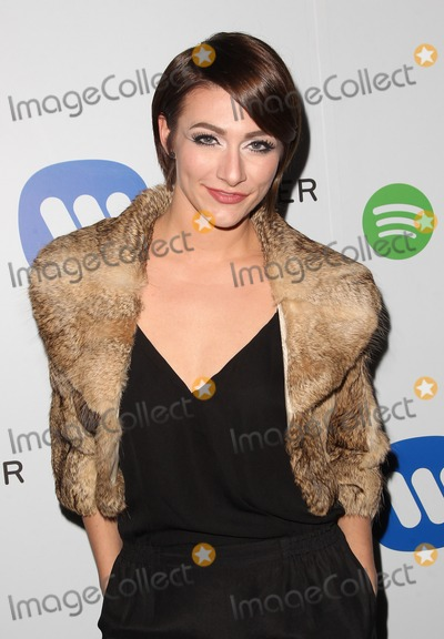 Amy Heidemann Photo - 08 February 2015 - West Hollywood Amy Heidemann Warner Music Group Annual GRAMMY Celebration Held at Chateau Marmont Photo Credit FSadouAdMedia